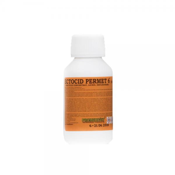 Ectocid permet 6 insecticid eficient direct de la producator - Promedivet