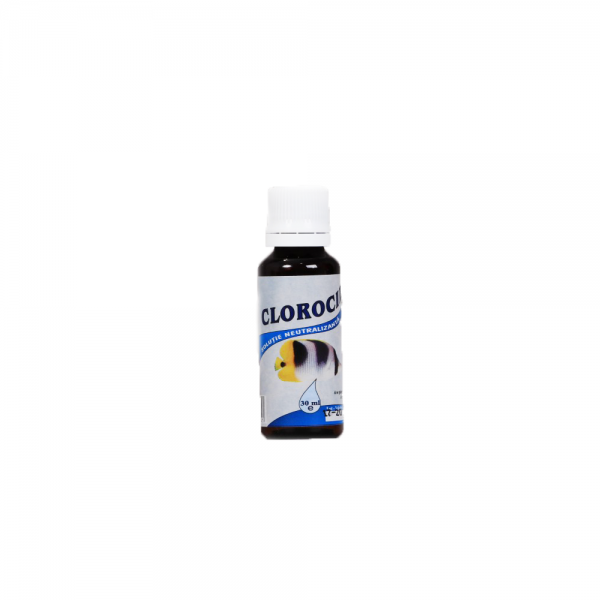 clorocid solutie neutralizanta 30 ml promedivet - acvaristica