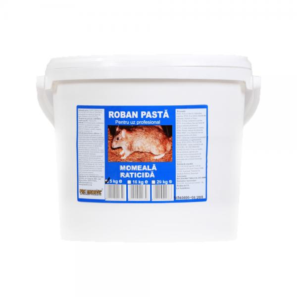 roban pasta - pentru uz profesional- raticide - promedivet -5kg