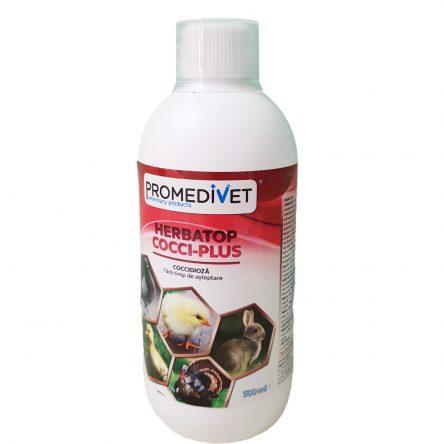 HERBATOP COCCI-PLUS  – 500 ml