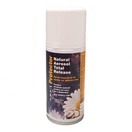 PROTECTOR NATURAL AEROSOL TOTAL RELEASE – 150 ml