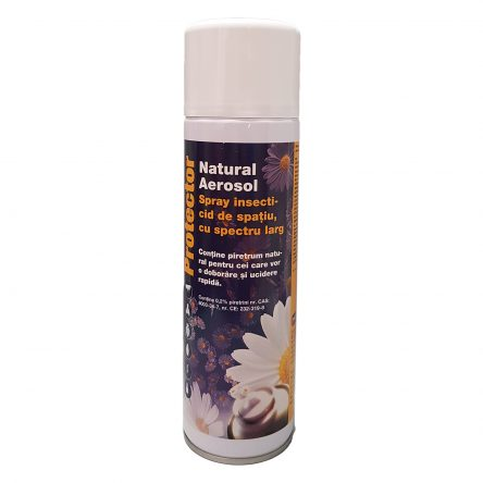 PROTECTOR NATURAL AEROSOL – 530 ml