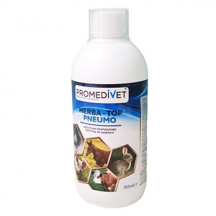 HERBA-TOP PNEUMO  – afecţiuni respiratorice – 500 ml