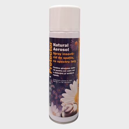 PROTECTOR NATURAL AEROSOL – 530 ml