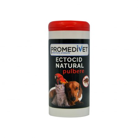 ECTOCID NATURAL pulbere – 50 g