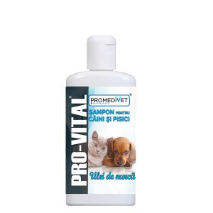SAMPOANE GAMA PRO-VITAL JUNIOR, NORMAL, MUSETEL, ULEI DE NURCA