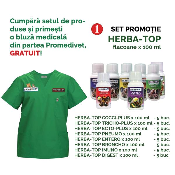 SETUL DE PROMOTIE 1 HERBA TOP