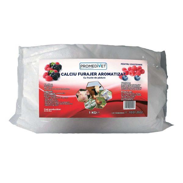 CALCIU-AROMATIZAT fructe-1-KG